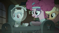 "Pinkie Pie ""we could stay here"" S5E21"