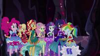 """Rainbow Dash """"I love my super-speed!"""" EG4"""