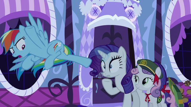 File:Rainbow kicks cookies out of Rarity's hoof S6E15.png