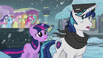 Shining Armor worried S3E1