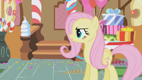 Fluttershy 'I'm a year older than you' S1E5