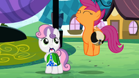 Scootaloo & Sweetie Belle 1 S2E6
