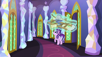 Starlight levitating cleaning supplies S6E1