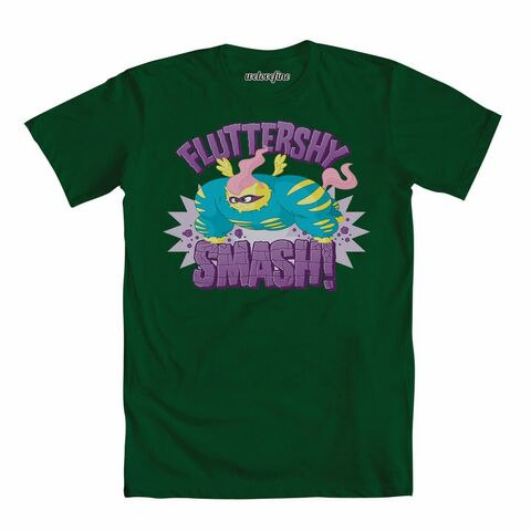 File:Fluttershy Smash T-shirt WeLoveFine.jpg