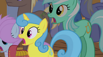 Lyra Heartstrings reaction S1E20