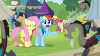 "Rainbow Dash ""seriously?"" S4E22"