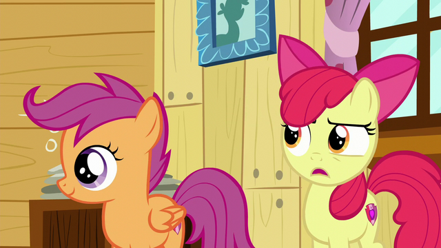 "File:Apple Bloom ""Maybe..."" S6E4.png"