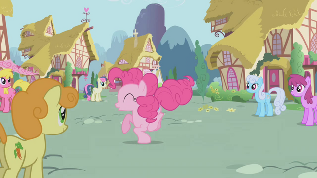 File:Ponies watch Pinkie S1E4.png