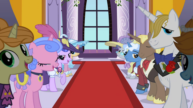 "File:Rarity ""The talk of all of Canterlot"" S2E9.png"