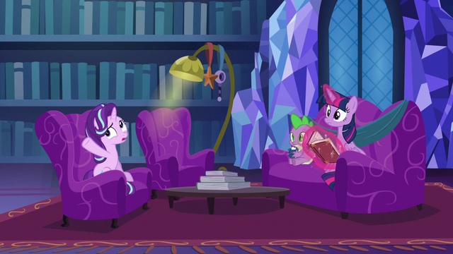 "File:Starlight ""she decides to cast a spell to get rid of it altogether"" S06E08.png"