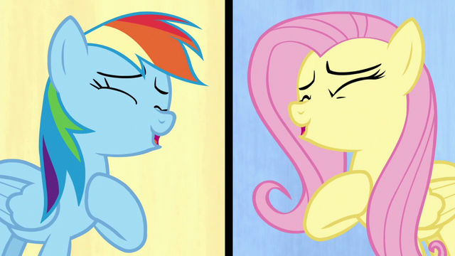 File:Fluttershy and Rainbow sing their hearts out S6E11.png