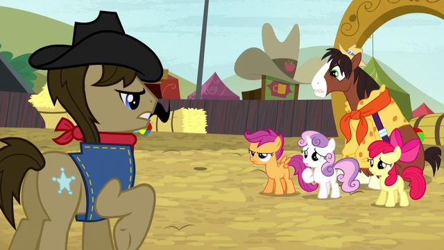 File:Sheriff Silverstar tells CMC to stand aside S5E6.png