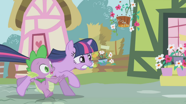 File:Twilight and Spike running away 2 S1E03.png
