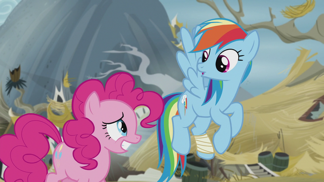 File:Rainbow asks Pinkie who she's talking to S5E8.png