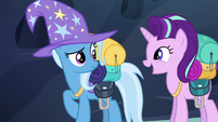 """Starlight """"do you have any of your smoke bombs?"""" S6E26"""