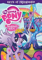 Keys of Friendship DVD cover