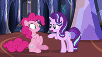 """Starlight Glimmer """"no time for a song"""" S6E21"""