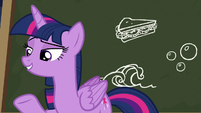"Twilight Sparkle ""I have a pretty good idea"" S6E22"
