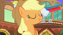 "Applejack ""never would have been able to trick the trickster"" S6E20"