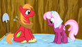 Big Mac and Cheerilee in the pit S02E17.png