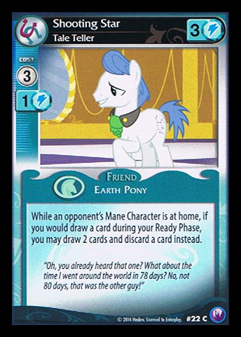 File:Shooting Star, Tale Teller card MLP CCG.jpg