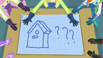 Wondercolts' birdhouse blueprints EG3