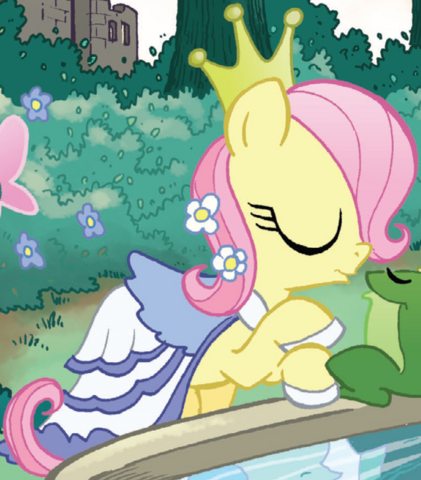 File:Micro-Series issue 4 Princess Fluttershy.png
