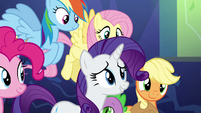 "Rarity ""the memories we've made with you"" S5E3"