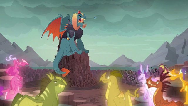 "File:Torch ""I have been Dragon Lord for longer than many of you can remember"" S6E5.png"