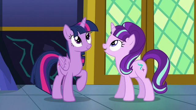 File:Twilight and Starlight back in the castle S5E26.png
