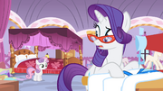 "Rarity ""But I work well under pressure"" S4E19"