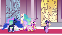 "Twilight ""but with the help of my friends"" S4E26"