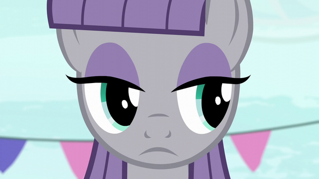 File:Maud Pie looking to the right S6E3.png