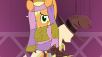 "Applejack ""help me fix this mess"" S03E13"
