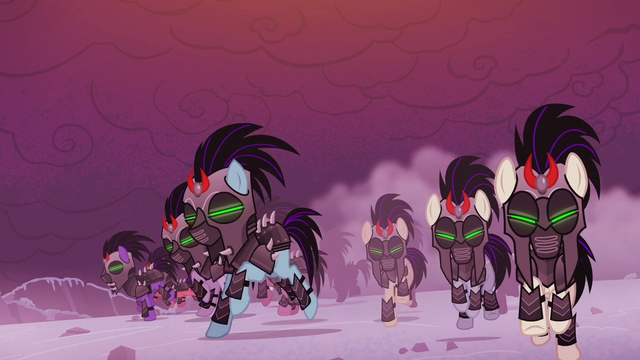 File:Crystal Ponies charge into battle S5E25.png