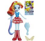 Rainbow Dash Equestria Girls standard doll
