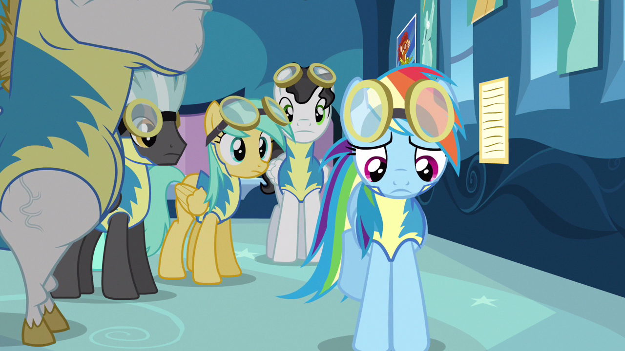 Image  Rainbow Dash frowning S3E7png  My Little Pony Friendship is Magic W # Sunshower Ep_123546