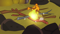 A fire is formed S3E06