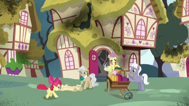 File:Apple Bloom runs up to Mayor Mare S5E4.png