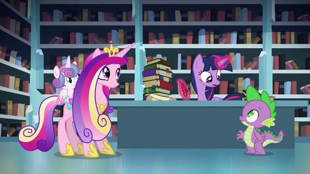 "File:Twilight ""You better go with her, Spike"" S6E2.png"