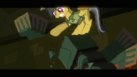 Daring Do almost slips S2E16