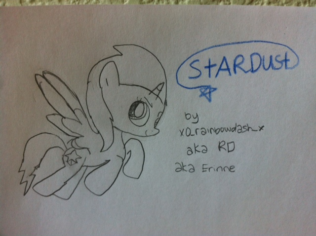 File:FANMADE Stardust by X0 rainbow dash x.jpg