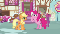 "Pinkie Pie ""it'll be all my fault"" S3E07"