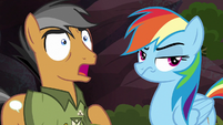 "Quibble ""what kind of Adventu-cation is this?!"" S6E13"