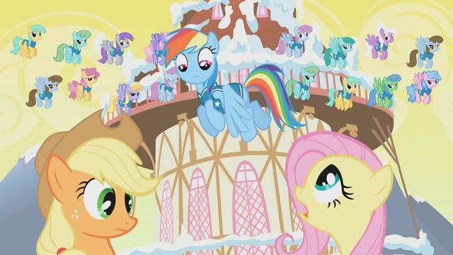 "File:Fluttershy to Rainbow Dash ""Stop!"" S1E11.png"