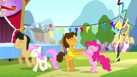 Pinkie The Party Planner - Russian (Reprise)