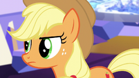 "Applejack ""if anypony should be able"" S5E3"