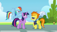 "Rainbow Dash ""count us in!"" S6E24"