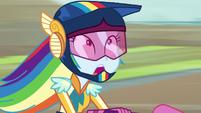 Rainbow shocked by vine's appearance EG3
