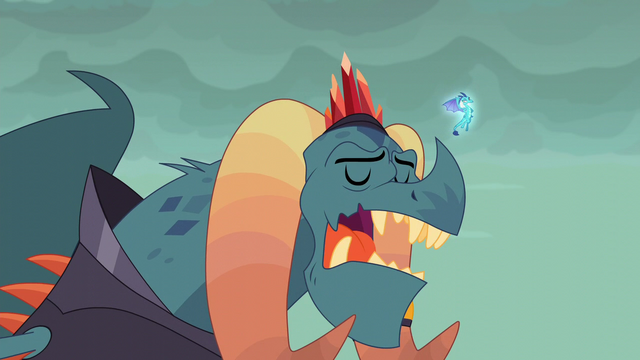 "File:Torch ""Sad, I know"" S6E5.png"